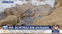 Mobilisation dans le Var pour dépolluer les plages souillées par le pétrole