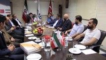 Tahran'da Türk ve İranlı iş adamları tanışma toplantısı - TAHRAN