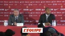 Vasilyev «Thierry Henry nous a impressionnés» - Foot - L1 - Monaco