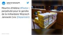 Procès Pastor. Le gendre Wojciech Janowski condamné à la perpétuité.