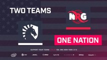 ESL Counter-Strike - Two teams, ONE nation in New York | Facebook