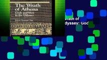 F.R.E.E [D.O.W.N.L.O.A.D] The Wrath of Athena: Gods and Men in The Odyssey: Gods and Men in The