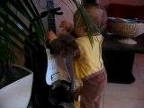12-2007 guitariste en herbe