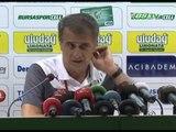 BURSASPOR 0-0 CHİKHURA MAÇ SONU (18.07.2014)