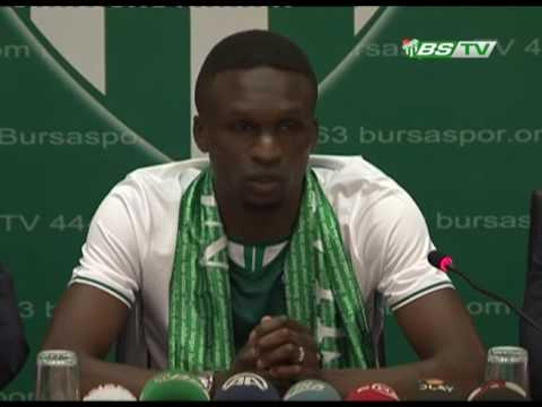 Bakaye Traore Bursaspor'da (20.06.2014)