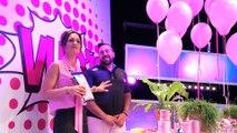 Beaucoup de rose cette semaine dans Vu d'Ici pour Octobre Rose, du rose pour le Comité Loire de la Ligue Contre le Cancer et notamment celui du sein et du rose aussi pour le concours des vitrines roses organisé par Sainté-Shopping !