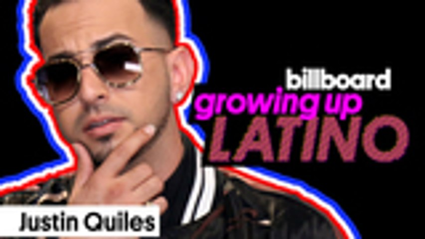 Justin Quiles Talks Cleaning Sundays, Listening to Underground Reggaeton & More | Growing Up Latino