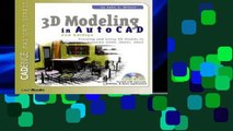 F.R.E.E [D.O.W.N.L.O.A.D] 3D Modeling in AutoCAD: Creating and Using 3D Models in AutoCAD 2000,