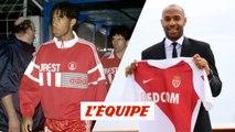 Thierry Henry a vraiment tourné la page de sa carrière de joueur - Foot - L1 - ASM