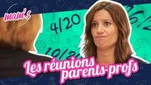 MAM'S - Les Réunions Parents Profs