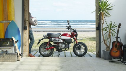 Honda's Super Cub and Monkey Motorcycles Are Coming Back to the U.S.