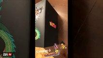 Orellana reveló su fanatismo por Dragon Ball Z con este regalo