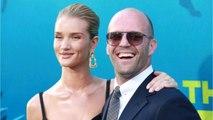 Rosie Huntington-Whiteley Talks About Marrying Jason Statham