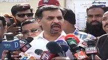 پاک سرزمین پارٹی کے سربراہ مصطفیٰ کمال کے دعویٰ ضمنی انتخاب میں بھی ہوا ہوگئے#SamaaTV #PSP #ByElections #ByElection2018 #Karachi