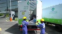 #QNB's recycling initiative in cooperation with Elite Paper Recycling. lite paper Recycling #QNBQatar