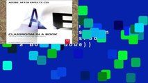 Popular Adobe After Effects CS5 Classroom in a Book (Classroom in a Book (Adobe))