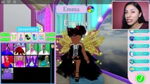 MEAN PRINCESS WANTS ME TO LEAVE SCHOOL // Roblox Royale High School