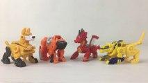 Transformers Rescue Bots Mini-Cons Drake Swift Servo Sequoia || Keiths Toy Box