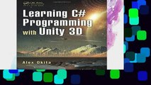 Learning C# Programming with Unity 3D [PDF Download] Learning C#