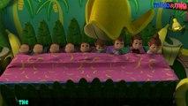 Ten in the Bed Nursery Rhymes for Children | Ten in the Bed Nursery Rhymes | 3D Animation English Nursery Rhymes Songs for Children with Lyrics by HD Nursery Rhymes