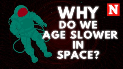 Why Do We Age Slower In Space?