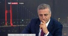 Ara Güler'in Öldüğü Haberini Ekranda Gören TRT Haber Moderatörü Fuat Kozluklu, Yıkıldı