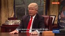 SNL  la parodie de la rencontre entre Donald Trump et Kanye West