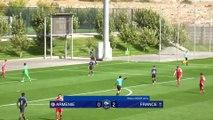 U19 : Arménie - France (0-4 et 0-2), les buts I FFF 2018-2019