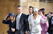 Robbie Williams sang Angels five times at Princess Eugenie's wedding reception