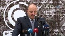 Sanayi ve Teknoloji Bakanı Mustafa Varank: 'Açılışını yaptığımız GETHAM projesi Gaziantep ve bölge illerinin AR-GE inavasyon ve tasarım merkezi olmasına hizmet edecek'