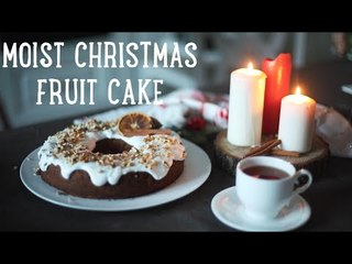 Moist Christmas Fruit Cake [BA Recipes]