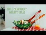 Apple Cranberry Walnut Salad [BA Recipes]