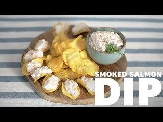 Smoked salmon dip [BA Recipes]