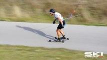 Au coeur d'une séance d'entraînement avec l'équipe de France de ski de fond