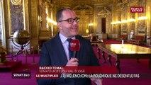 """Rachid Temal: """"J'en appelle au calme de Jean-Luc Mélenchon"""""""