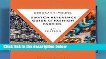 F.R.E.E [D.O.W.N.L.O.A.D] Swatch Reference Guide for Fashion Fabrics [P.D.F]