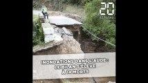 Inondations dans l'Aude: Le bilan s'élève à 14 morts