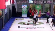 World Curling Tour, PAF Masters 2018, Team Lijun Zhang (CHN) vs Team Stabulniece (LAT)