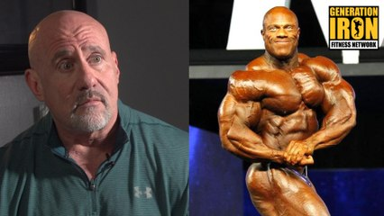 IFBB Pro Head Judge Explains Why Phil Heath Lost Olympia 2018 | Steve Weinberger Interview