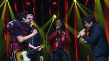Nos bastidores do Música Boa, Iza fala sobre ser notada pela Camila Cabello