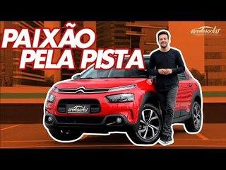 De Citroën C4 Cactus, Gerson e Diego Nunes da Stock Car se enfrentam no Kart - Especial #219