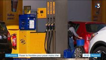 Carburant : les frontaliers fuient la France pour faire des économies