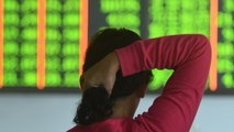 Souring Sentiments Cause Global Stocks To Tumble