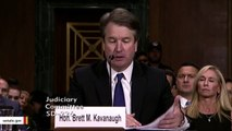 Jimmy Carter Says Brett Kavanaugh Is 'Unfit' To Serve On Supreme Court
