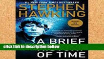 Review  A Brief History of Time: Updated and Expanded Tenth Anniversary Edition: 10th Anniversary Ed