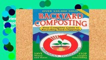 Review  Back Yard Composting: Your Complete Guide to Recycling Yard Clippings