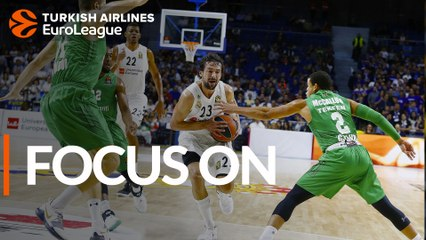 Focus on: Sergio Llull, Real Madrid