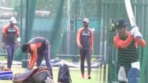 India Vs West Indies 1st ODI : Team India sweat it out ahead of match against West Indies| Oneindia