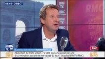 """Pour les européennes Yannick Jadot veut """"rassembler tous les écologistes"""""""