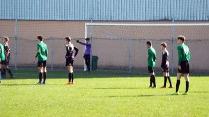 championnat U16 D1 - LAMBERSART - LESQUIN : 0 - 2  (0-1)